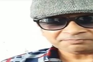 bhotu shah gives his good wishing to nirmal sidhu uda ada edi song