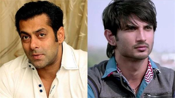 salman khan  s big announcement after the death of sushant rajput