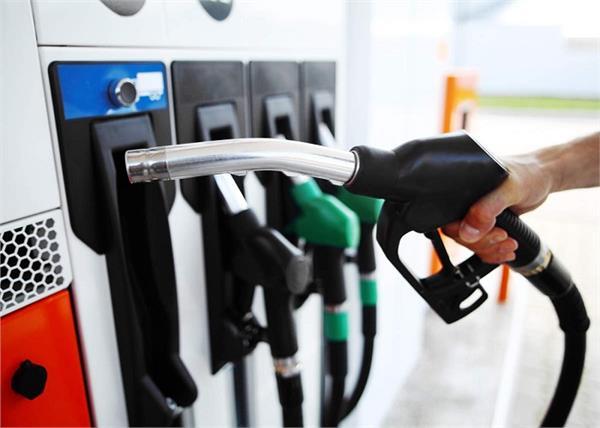 diesel petrol prices stable