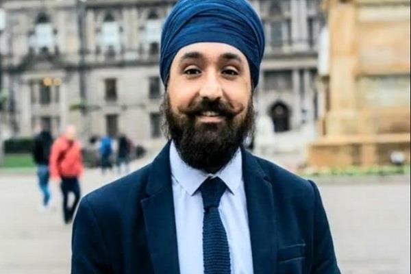 scottish sikh  charandeep singh covid 19