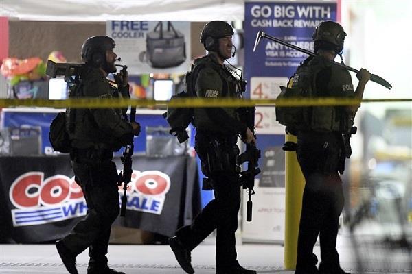 california police officer attacker