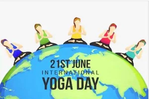 international yoga day  health