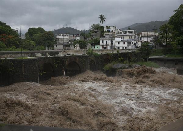 el salvador  hurricane amanda  11 killed