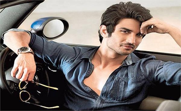 memorable became sushant singh rajput  s instagram account