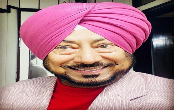 punjabi celebrity jaswinder bhalla