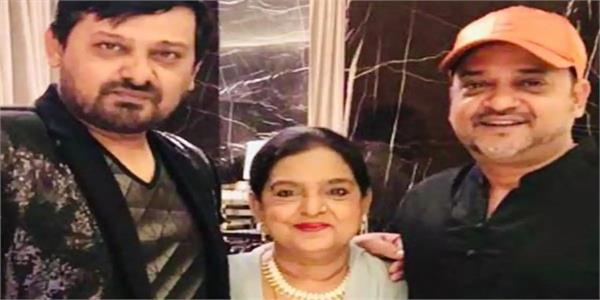 wajid khan s mother razina khan tests positive for covid 19  hospitalised