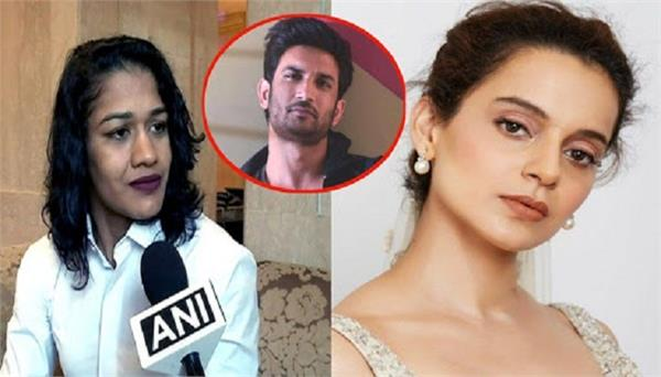 kangana ranaut blasts bollywood after sushant singh rajput s death