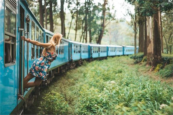 lifestyle  tourism  train travel