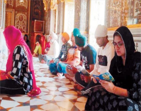 amritsar  sri harmandir sahib