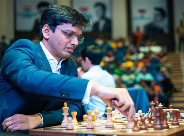 india  s p  harikrishna will play with the top players in the world