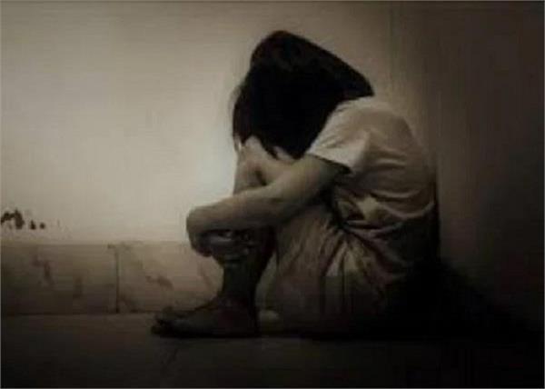 minor girl  raped
