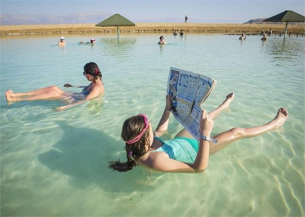 lifestyle  tourism  dead sea