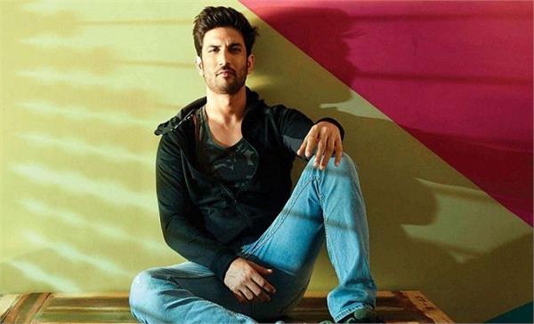 bollywood actor sushant singh rajput