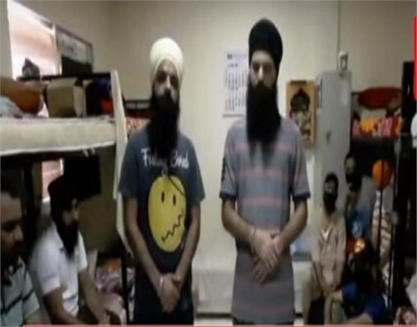 amritsar  corona  dubai  switzerland  return  urged