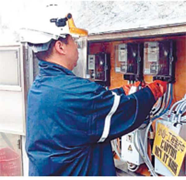 bill payment electricity department