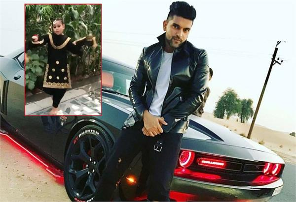 guru randhawa shares his amazing fans dance video on ik gera