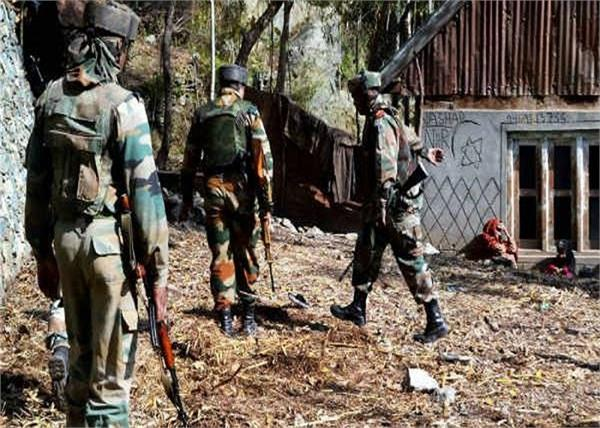 jammu and kashmir lashkar e toiba 4 terrorists arrested