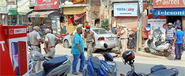 gun fire phagwaragate jalandhar police action