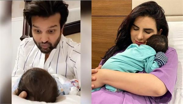 yuvraaj hans reveals why he is not sharing pictures of his son