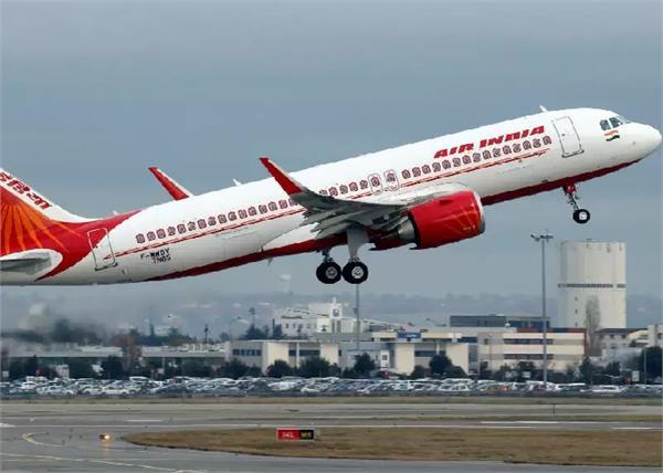 air india crew members corona report negative