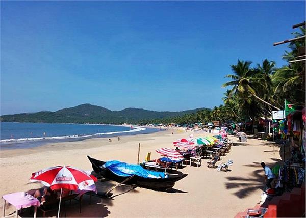 lifestyle  tourism  goa  beach