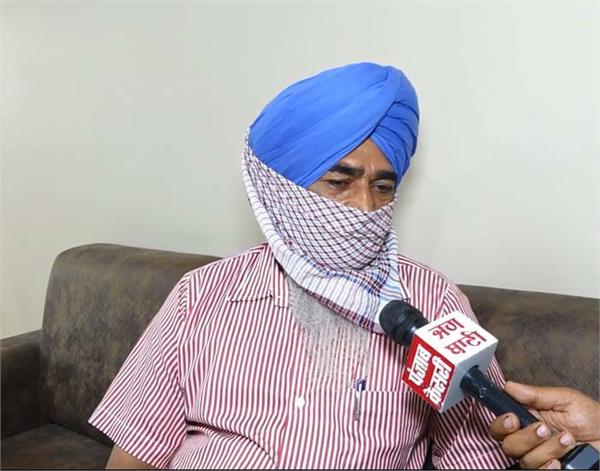 amritsar sgpc former officer raj