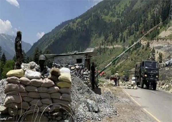 india china ladakh army border