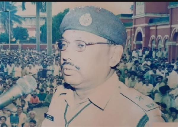 encounter specialist patna retired dsp suicide