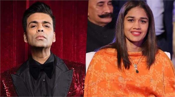 karan johar resigned from mami board  now babita is happy