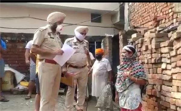 gurdaspur woman murder sharp weapons lover