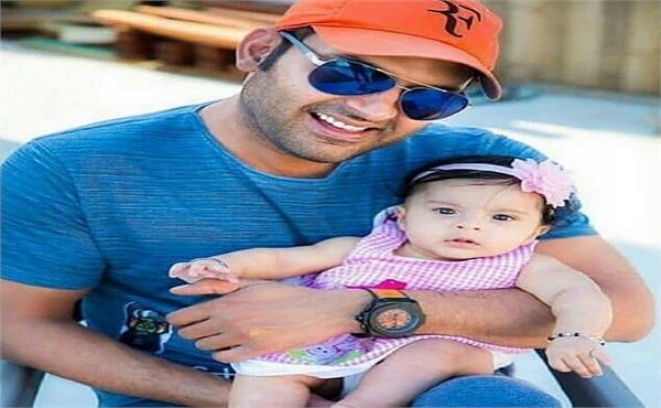 kapil sharma with daughter pics viral on social media