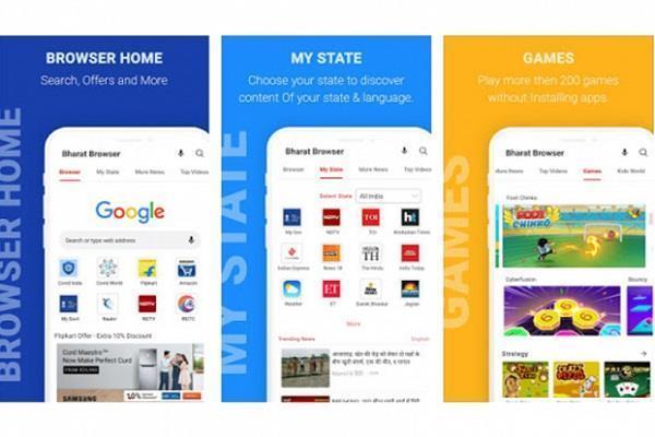 meet bharat browser indias first browser