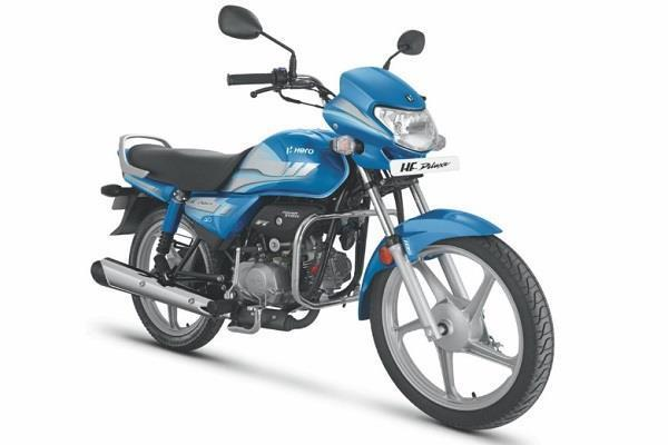 hero hf delux bs6 launched in india