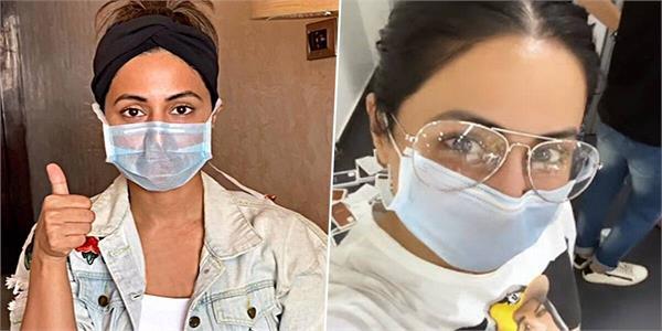 hina khan warns everyone to not use alcohol based sanitizer