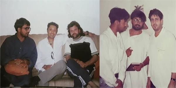 amardeep singh gill shared his old pic with gurdas maan