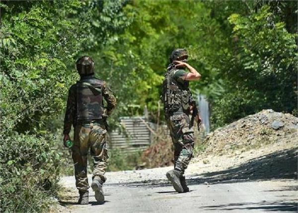 jammu and kashmir pakistani soldiers firing jawan martyrs