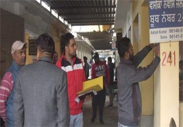 inspections of records of floods vassals and stamp dealers in tehsil complex