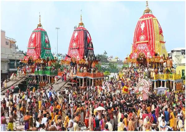 lifestyle  tourism  lord jagannath  rath yatra