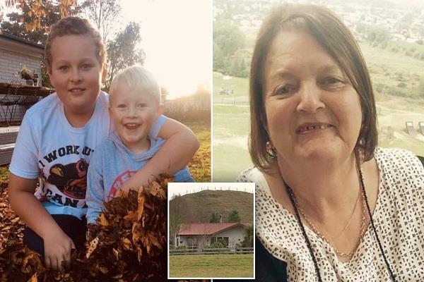 new zealand grandmother and 2 grandchildren die