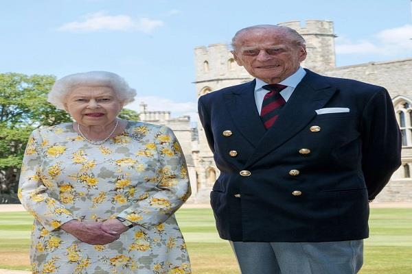 prince philip 99th birthday queen isolation