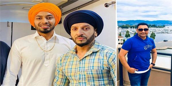 nachhatar gill and gupreet chadha gives wishes guru hargobind sahib parkash purb