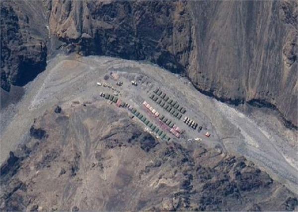 ladakh chinese army india galwan valley