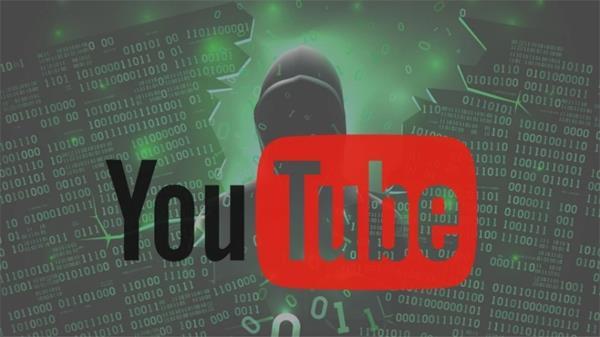 hundreds of hacked youtube accounts