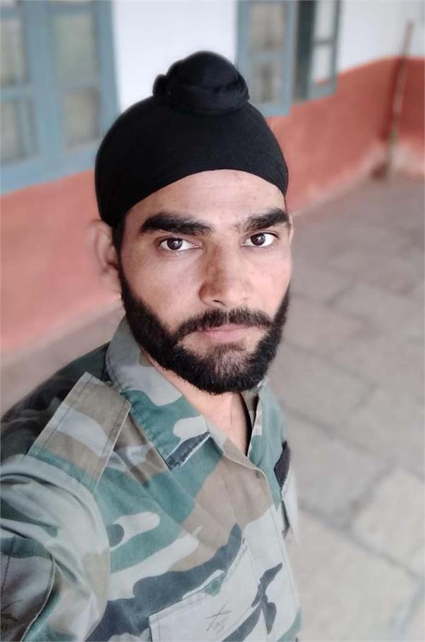 gurwinder singh soldier from sangrur district was martyred