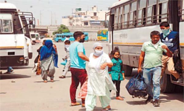 coronavirus jalandhar curfew quarantine
