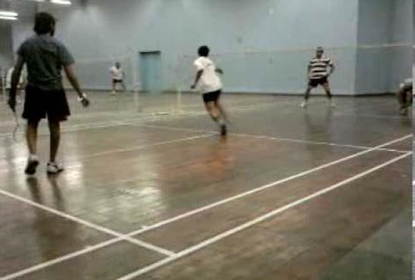 hansraj badminton stadium jalandhar