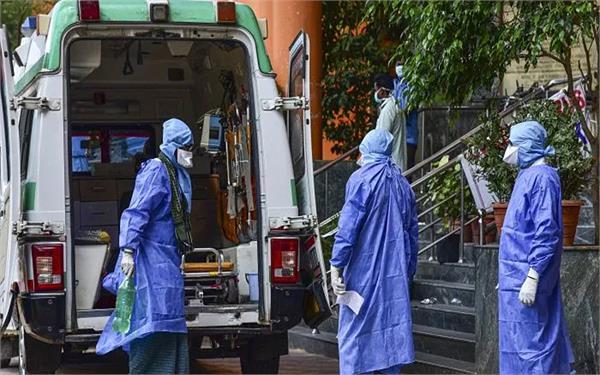 corona epidemic  patient  chandigarh