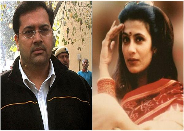 deputy governor jessica lal murder convict manu sharma released