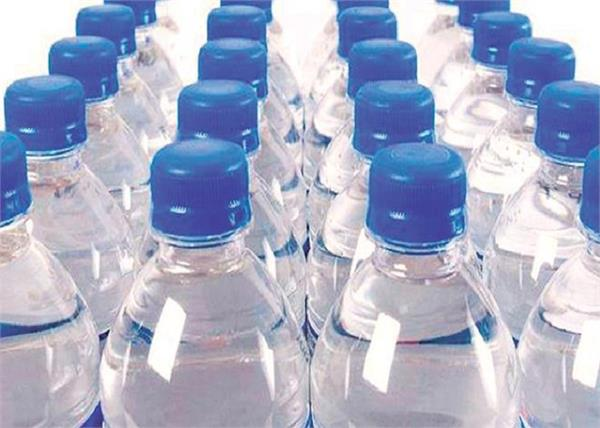 ladakh prohibits the use of plastic bottles in govt offices