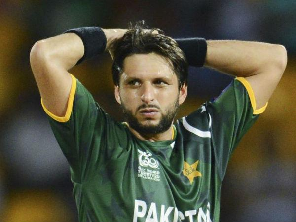 afridi s real face came out people said after the move arrogant
